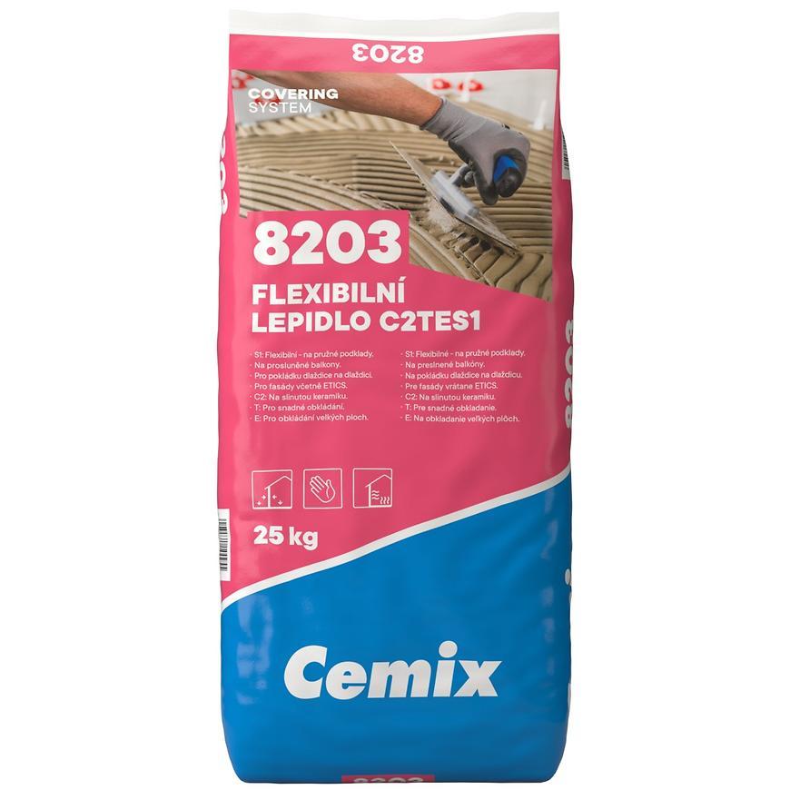 Cemix Lepidlo Flex Extra C2TE S1 25 kg