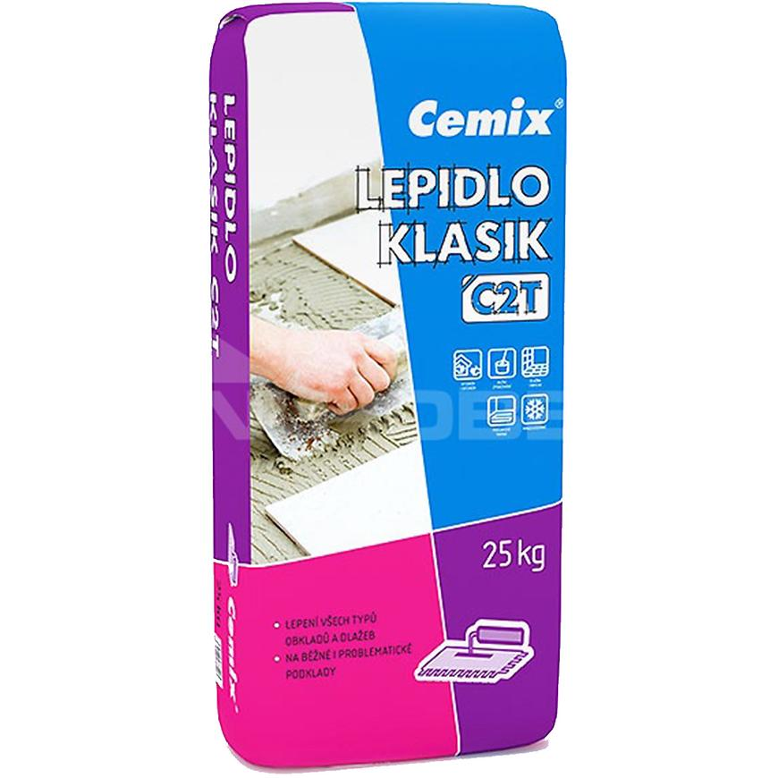 Cemix Lepidlo Klasik C2T 25 kg