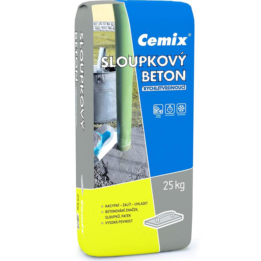 Cemix Beton Sloupkový 25 kg