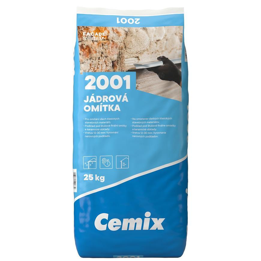 Cemix Jádrová omítka ruční 25 kg