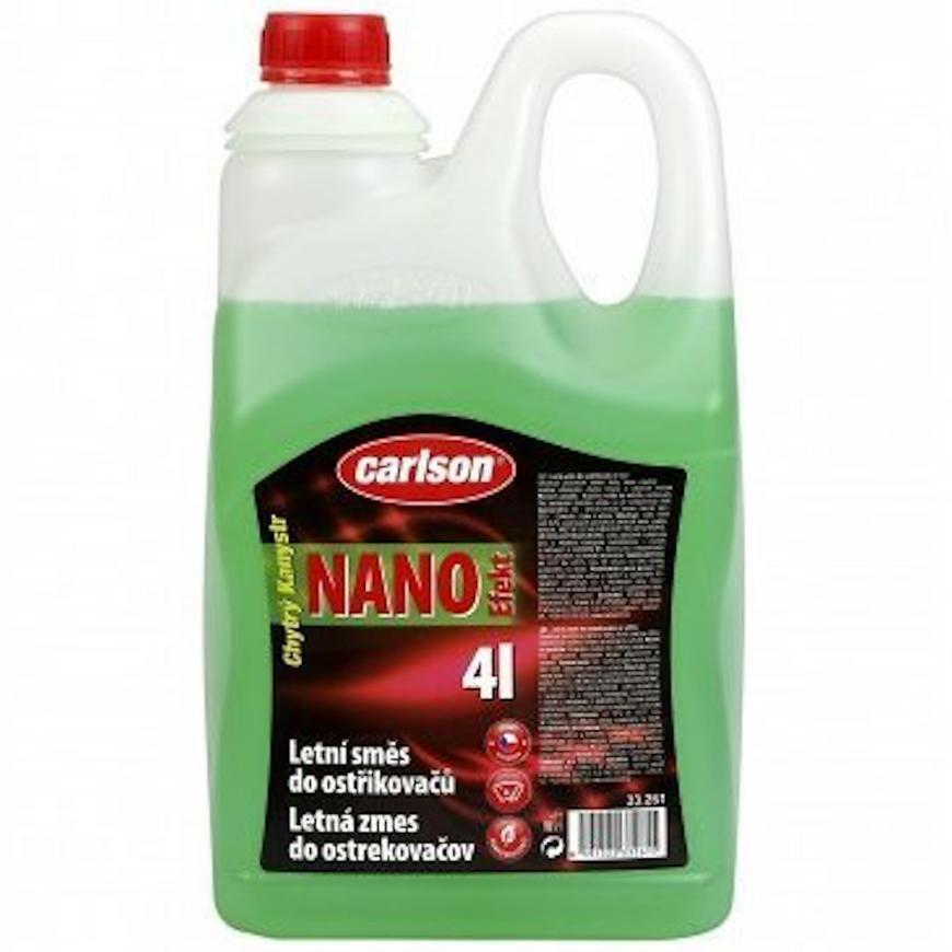 Carlson letní směs do ostřikovačů Nano 4l