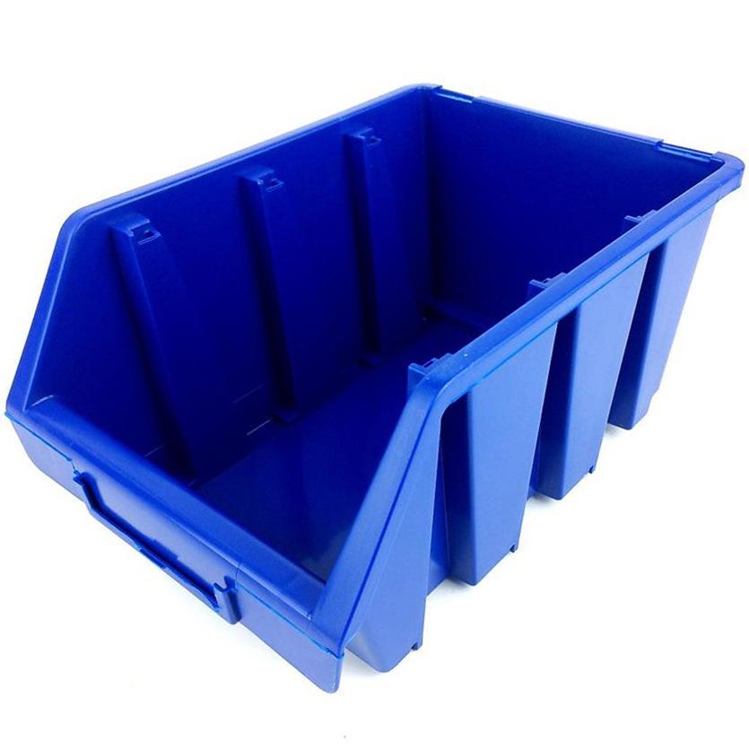 Zásobník ergobox 3 modrý