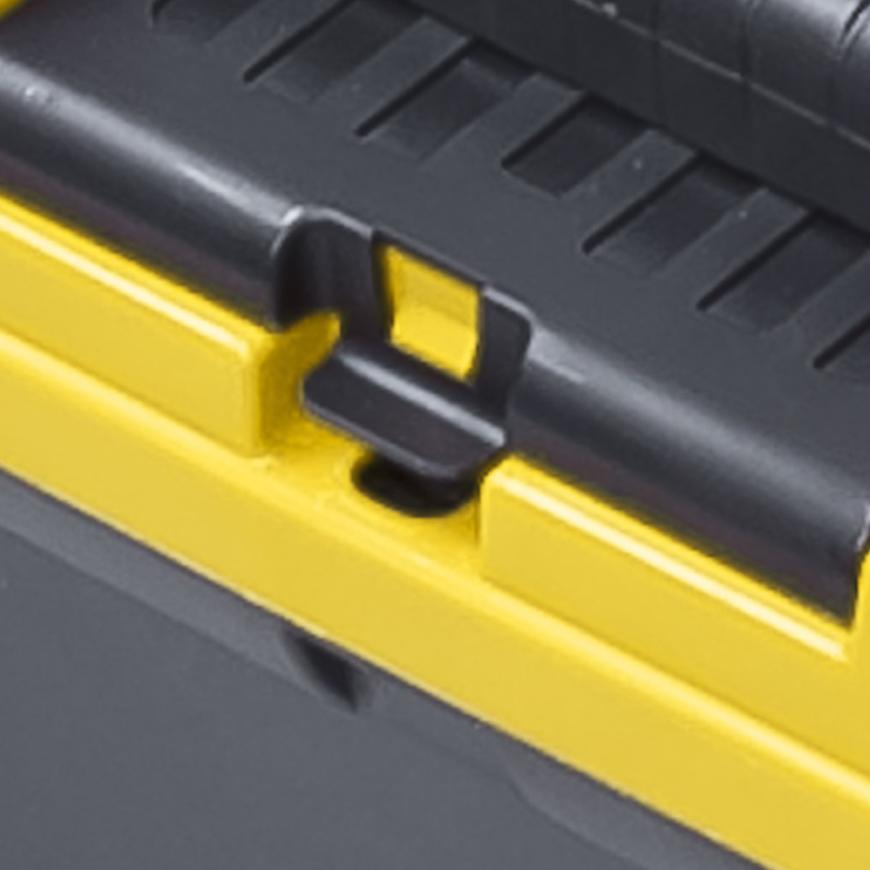 Kufr na nářadí stuff ms semi-profi carbo