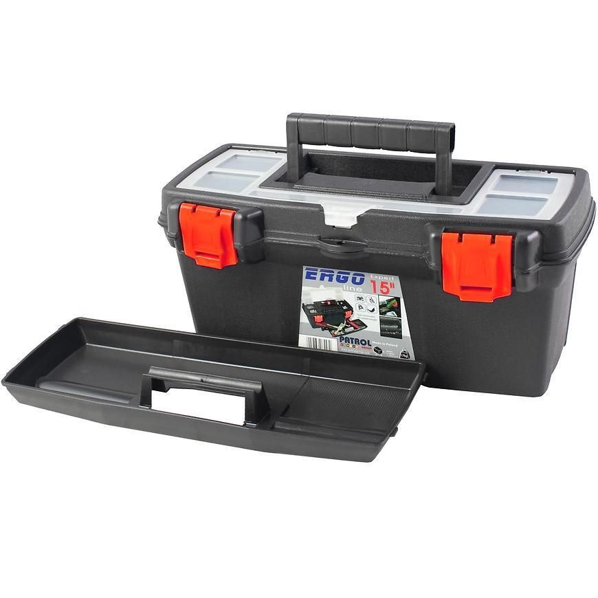 Kufr na nářadí ergo expert 15