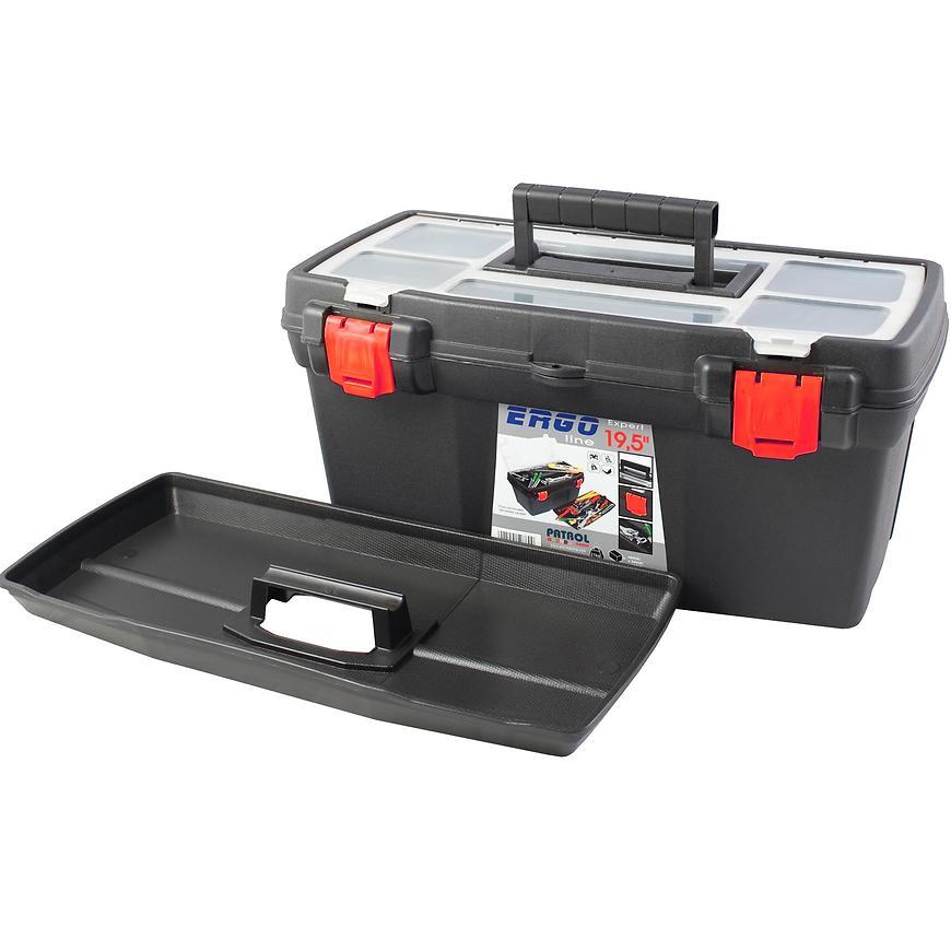 Kufr na nářadí ergo expert 19