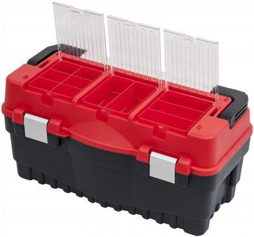 Box na nářadí formula carbo 600 rs alu red