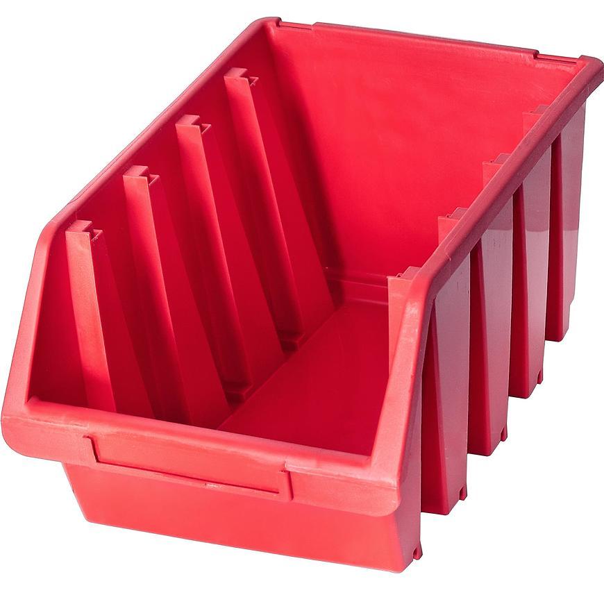 Zásobník ergobox 4 červený