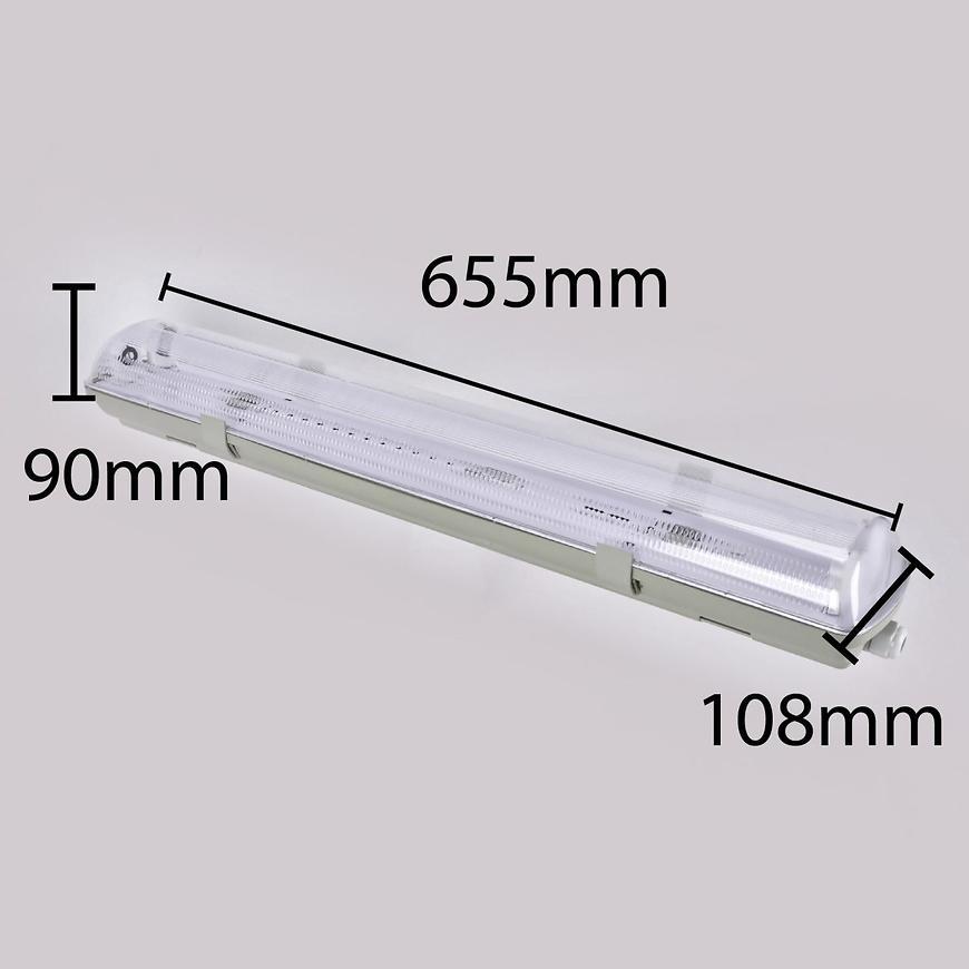 Svítidlo Herman LED 2x18 IP65 02928