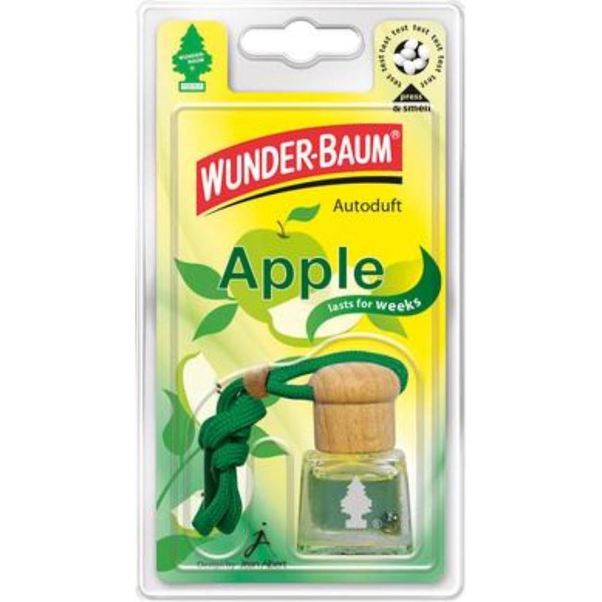 Tekutý osvěžovač WUNDER-BAUM® Jablko