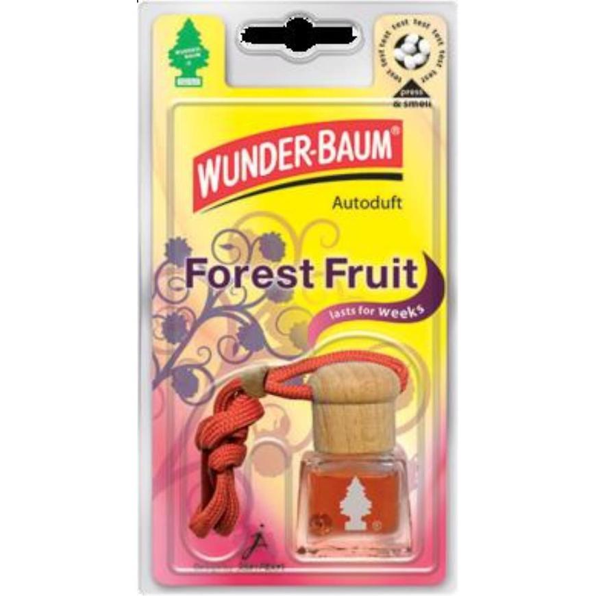 Tekutý osvěžovač WUNDER-BAUM® Lesní ovoce