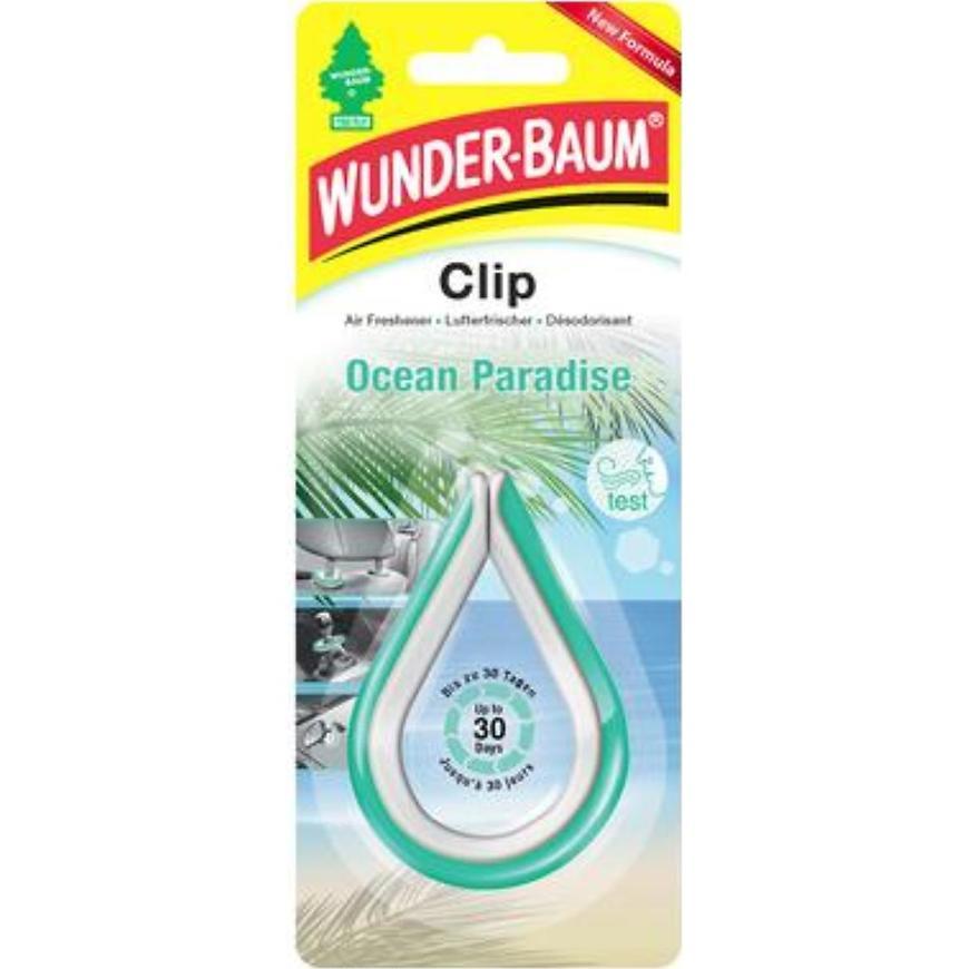 WUNDER-BAUM® Clip Ocean Paradise