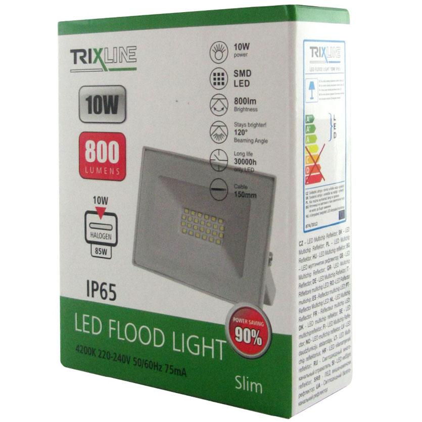 Světlomet LED 10W 4200k bílý