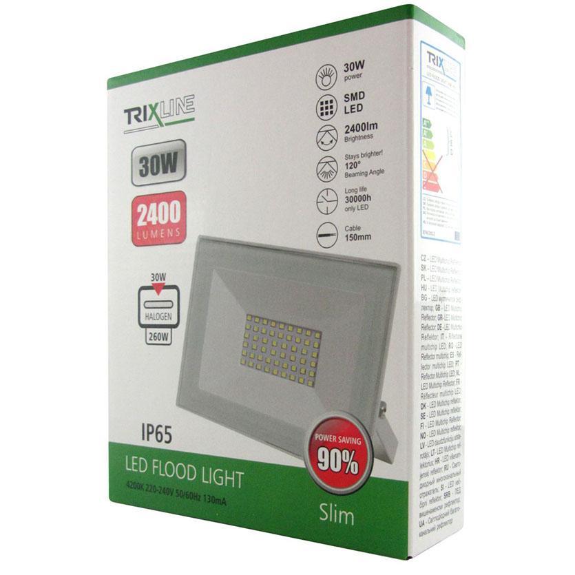Světlomet LED 30W 4200k bílý
