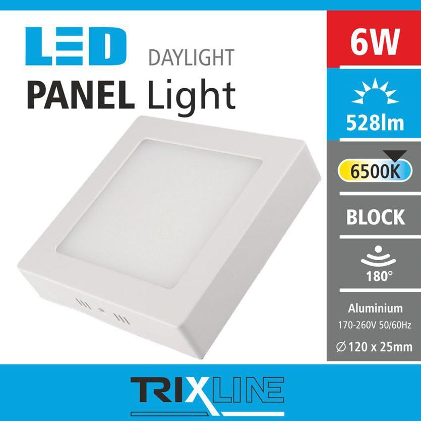 Svítidlo TR block 6W 6500k