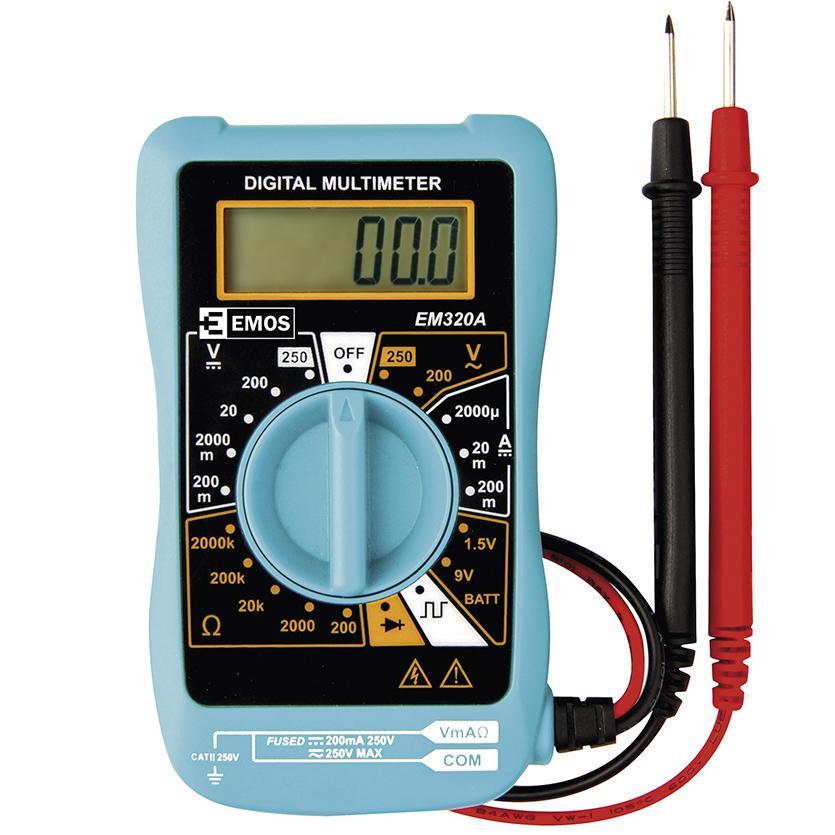 Multimetr EM320A M0320