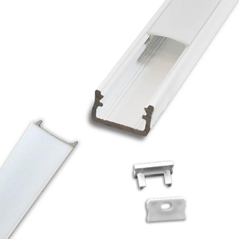 Profil alu. K LED pásku natynk 1m