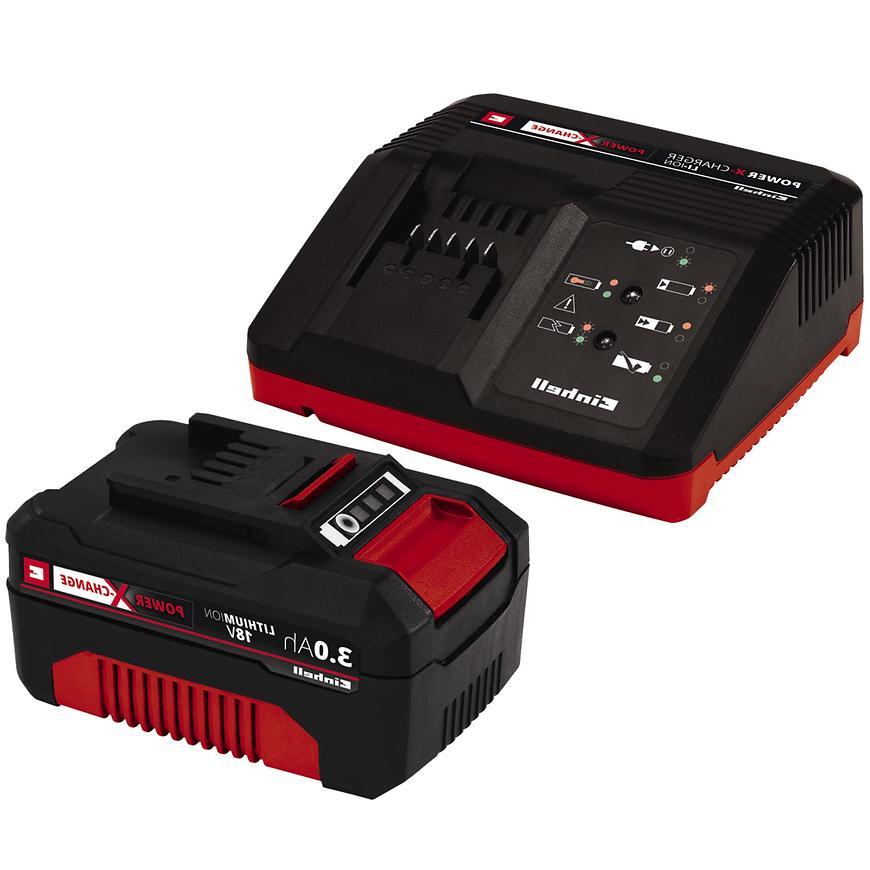 Starter-kit power-X-change 18V/3,0 AH Einhell Accessory