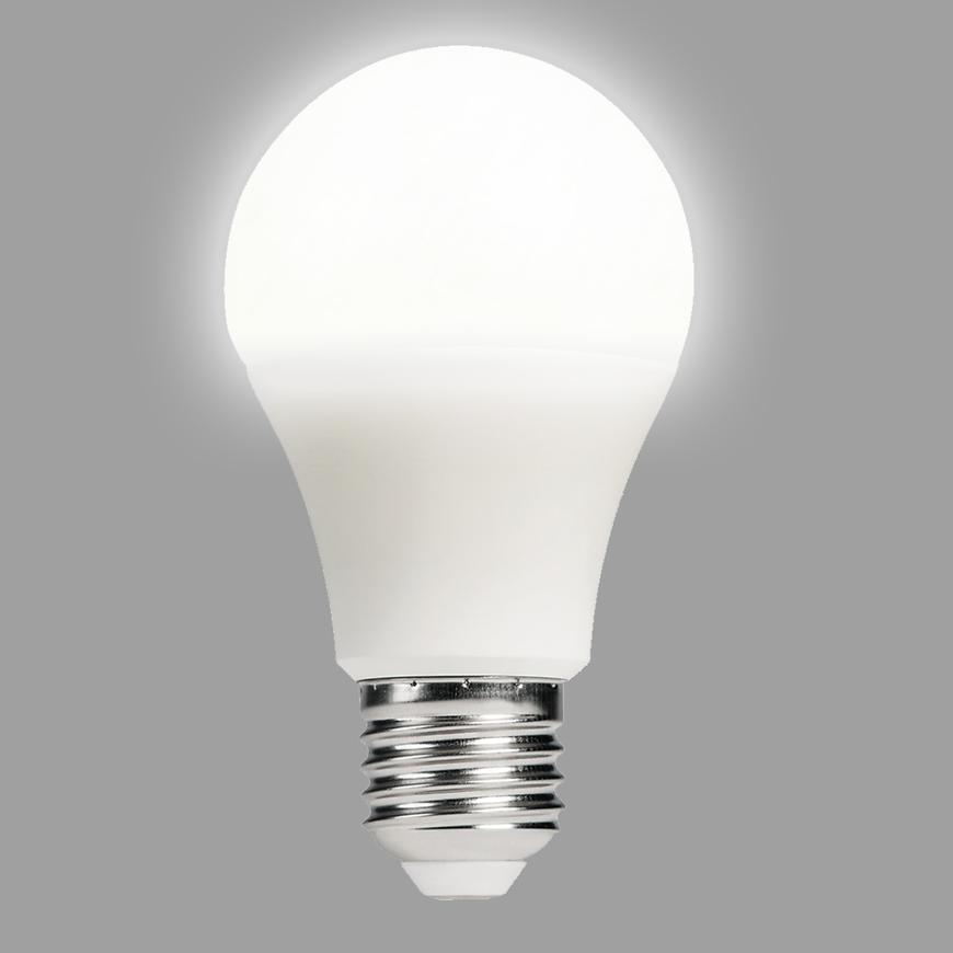 Žárovka LED QTEC A60 9W E27 2700K