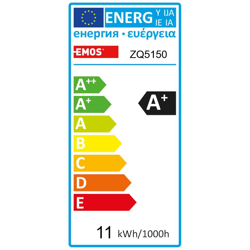 Žárovka LED CLS A60 10,5W E27 WW ZQ5150