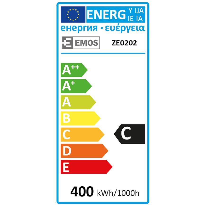 Žárovka ECO HAL. J118 400W R7S WW ZE0202