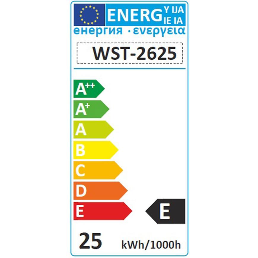Vysokoteplotní Žárovka B35 25w E27