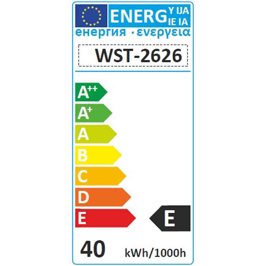 Vysokoteplotní Žárovka B35 40w E27