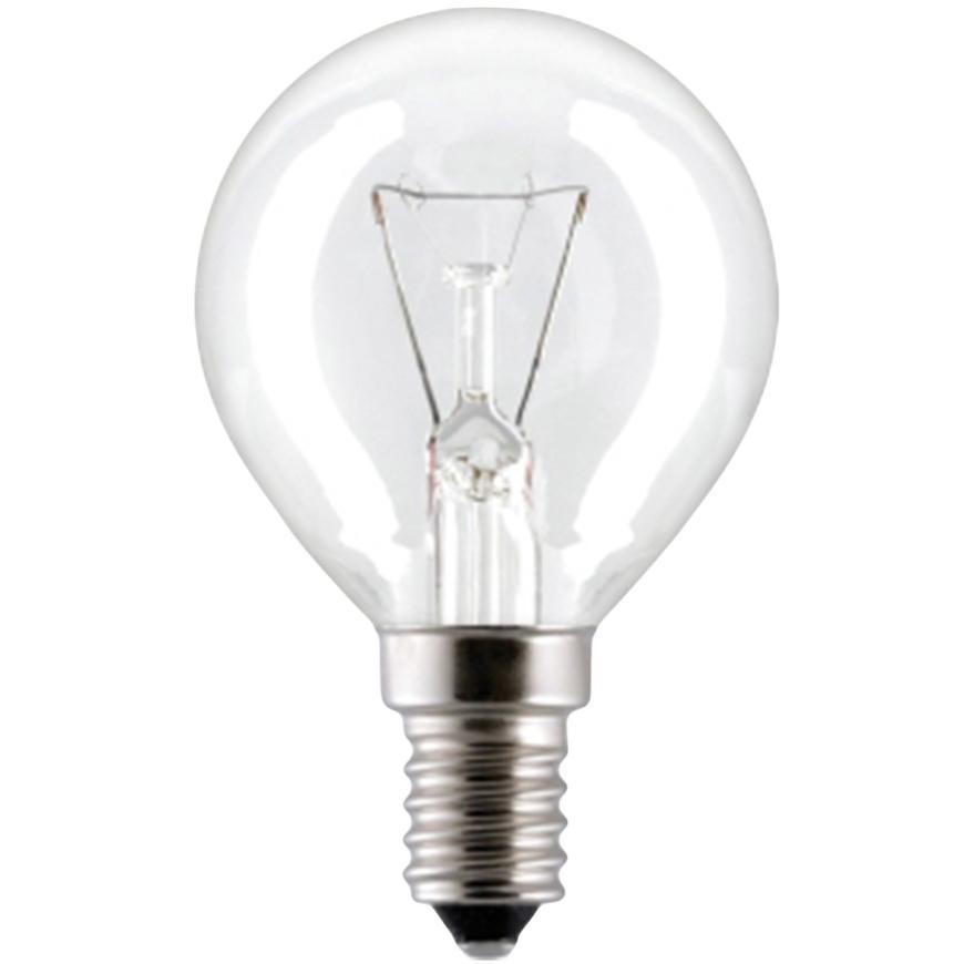 Vysokoteplotní žárovka 40W E14 2700K