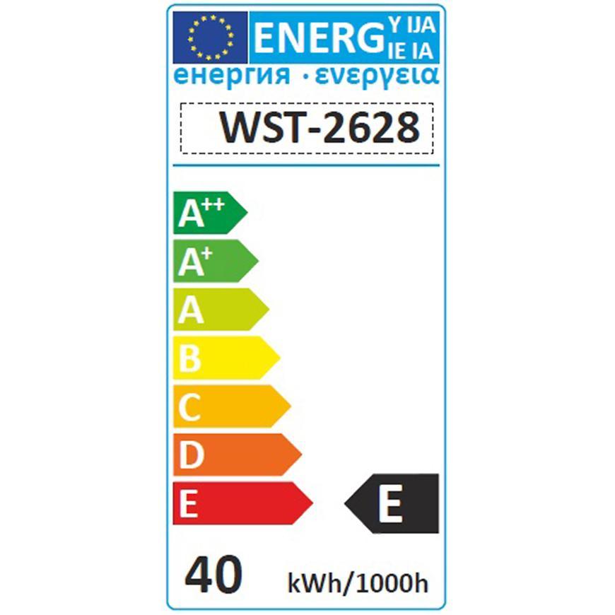 Vysokoteplotní Žárovka P45 40w E14