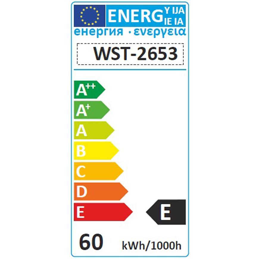 Vysokoteplotní Žárovka P45 60w E14