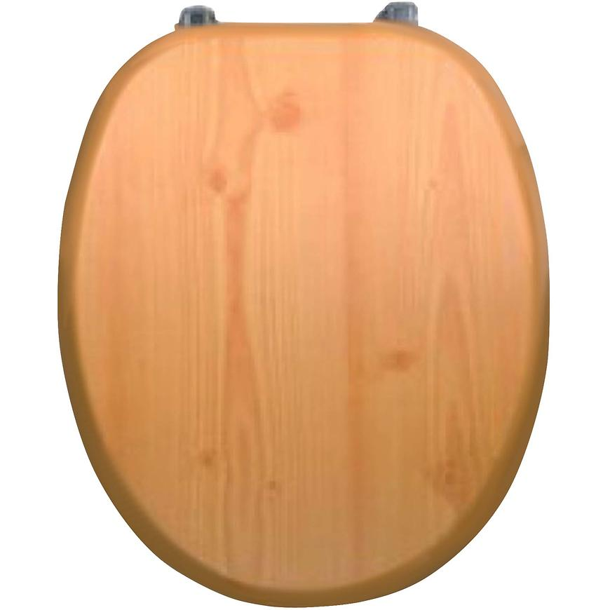Sedátko dýhované dřevo WC/BOROVICE