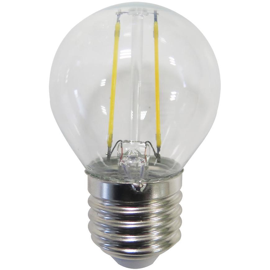Žárovka LED FILAMENT MAX2W G45 E27 230LM