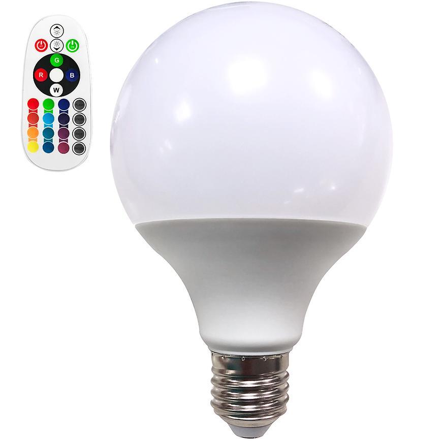 Žárovka LED SMART G95 E27 RGB 9W 806LM