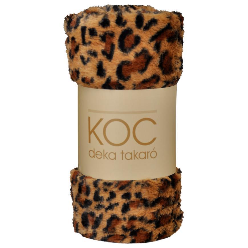 Deka KX 100/3 170X220 Leopard