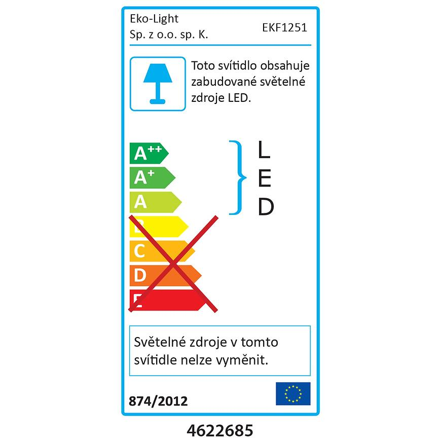 Neon Light IP67 5M 20W BLUE 700LM