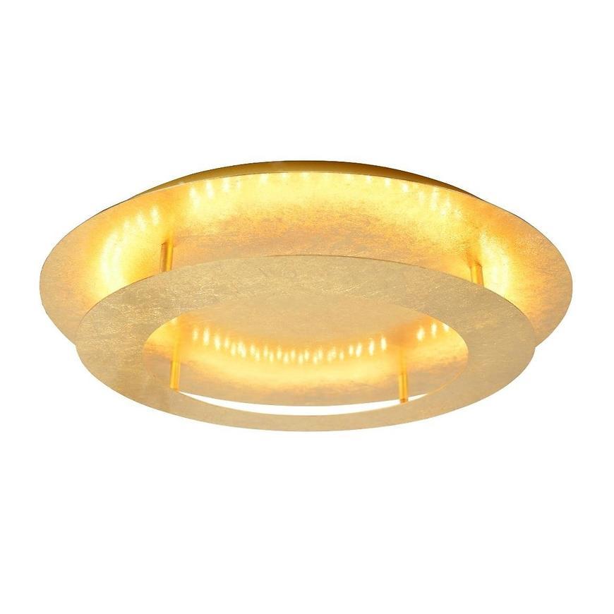 Stropní svítidlo Merle Plafon 50 24w Led 3000k Zlatá