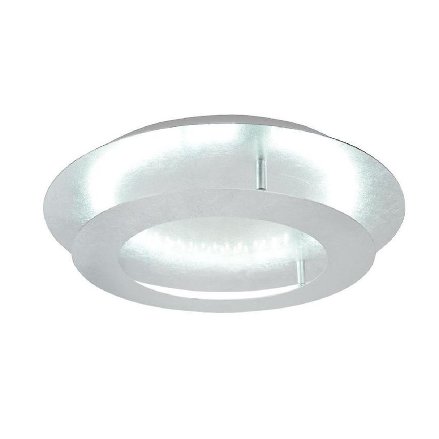 Stropní svítidlo Merle Plafon 50 24w Led 3000k Stříbrná