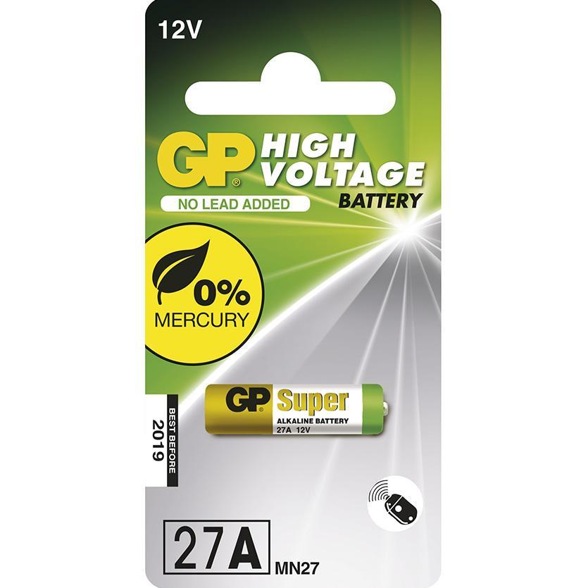 Speciální baterie B13011 GP 27A 1BL