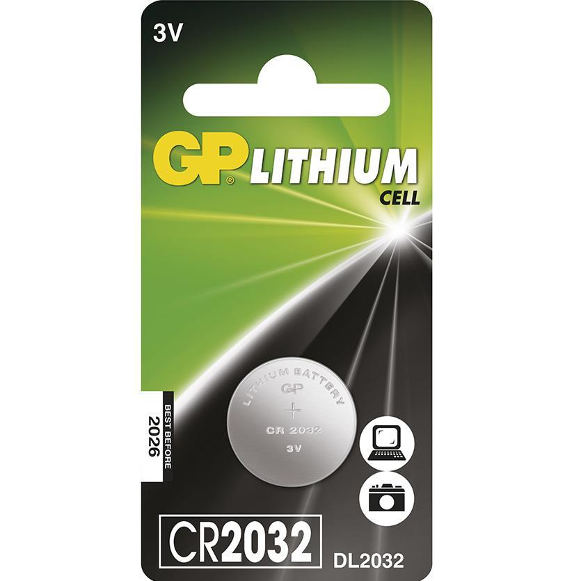 Baterie B15322 GP CR2032 1BL