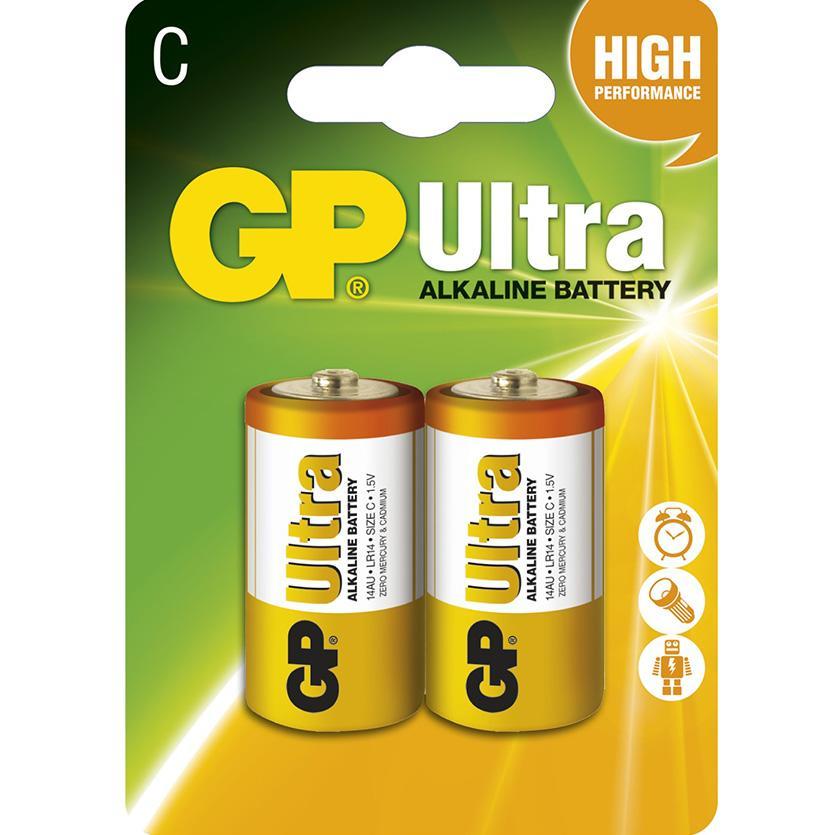 Baterie Ultra B1931 GP LR14 2BL