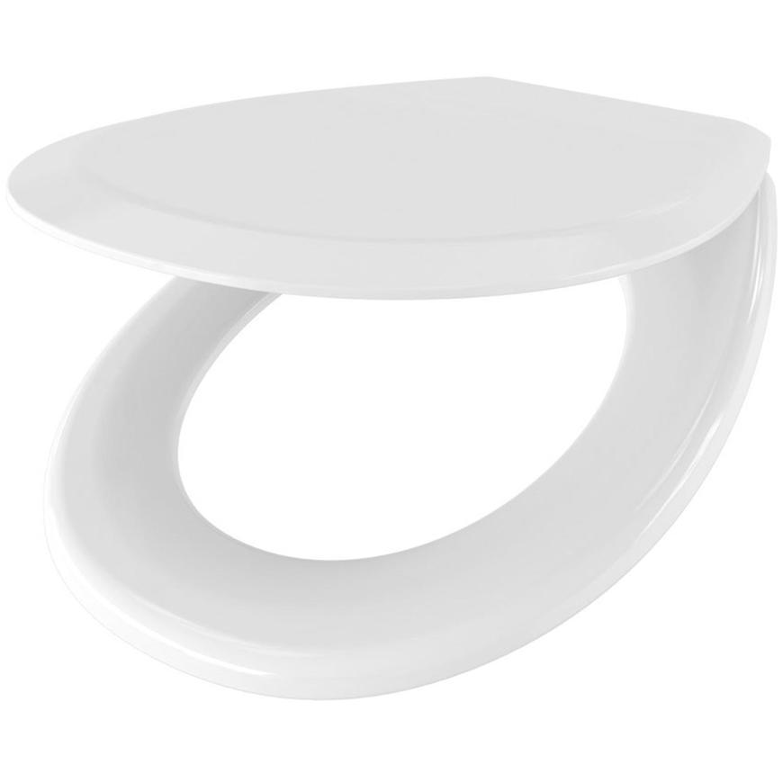 WC Sedátko Slim 012/Aw S Pom. Sklápěním