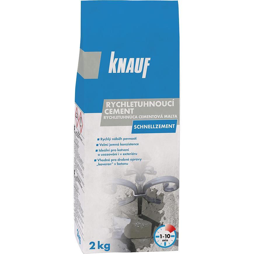 Cement Rychletuhnoucí Schnellzement 2 kg