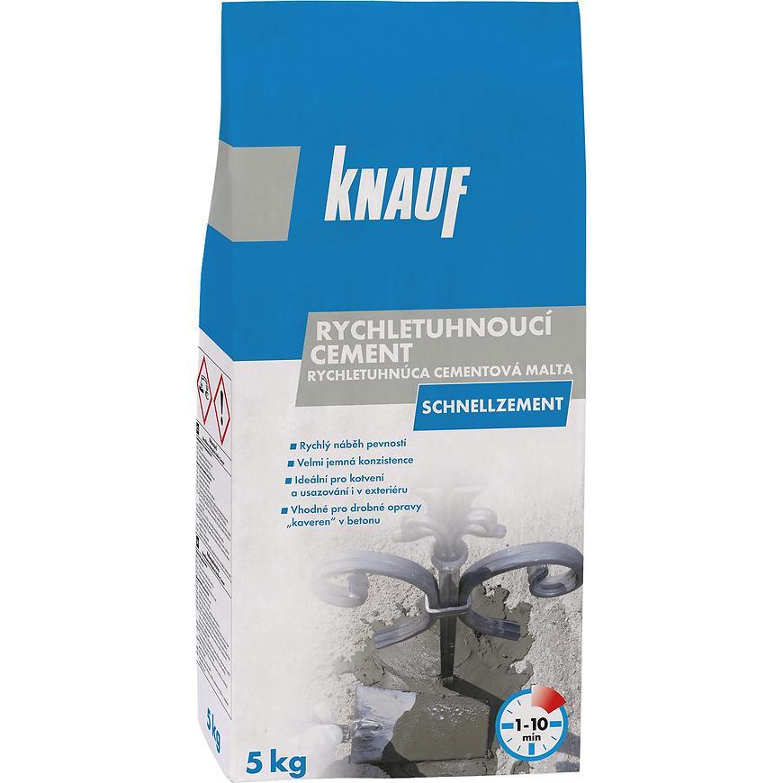Cement Rychletuhnoucí Schnellzement 5 kg