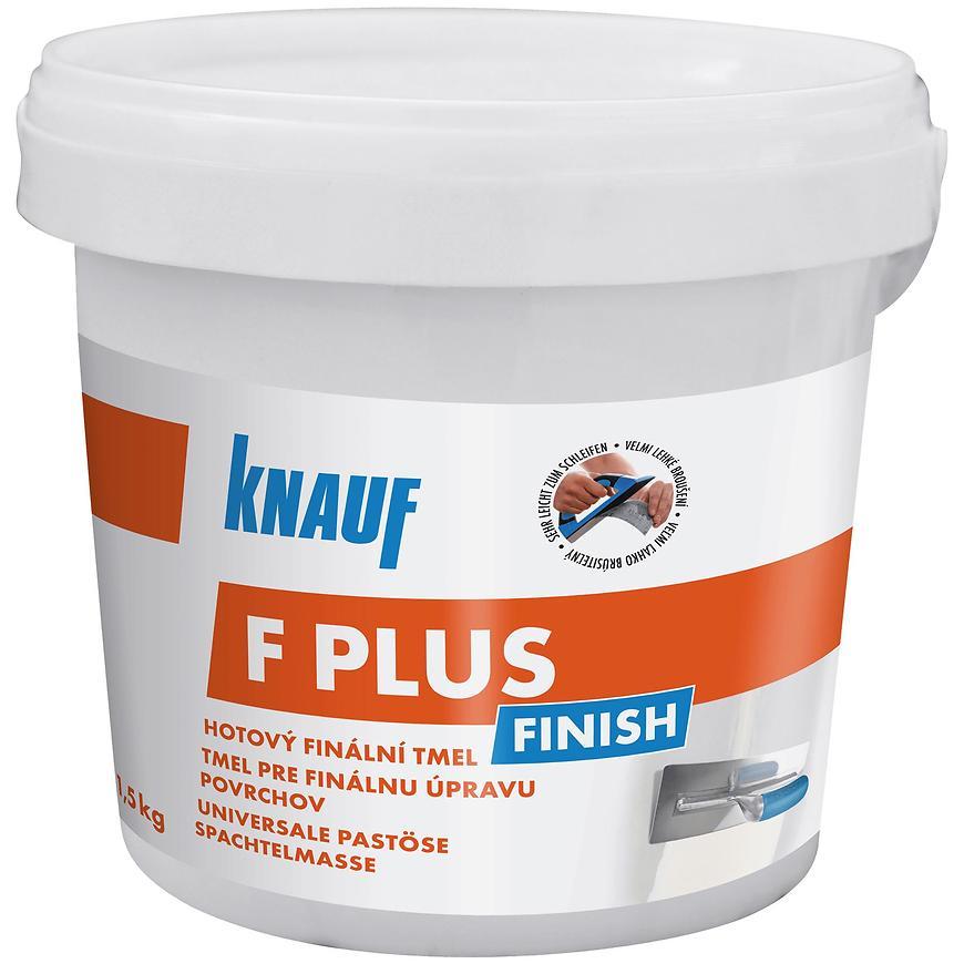 Finální tmel Knauf F Plus 1,5 kg