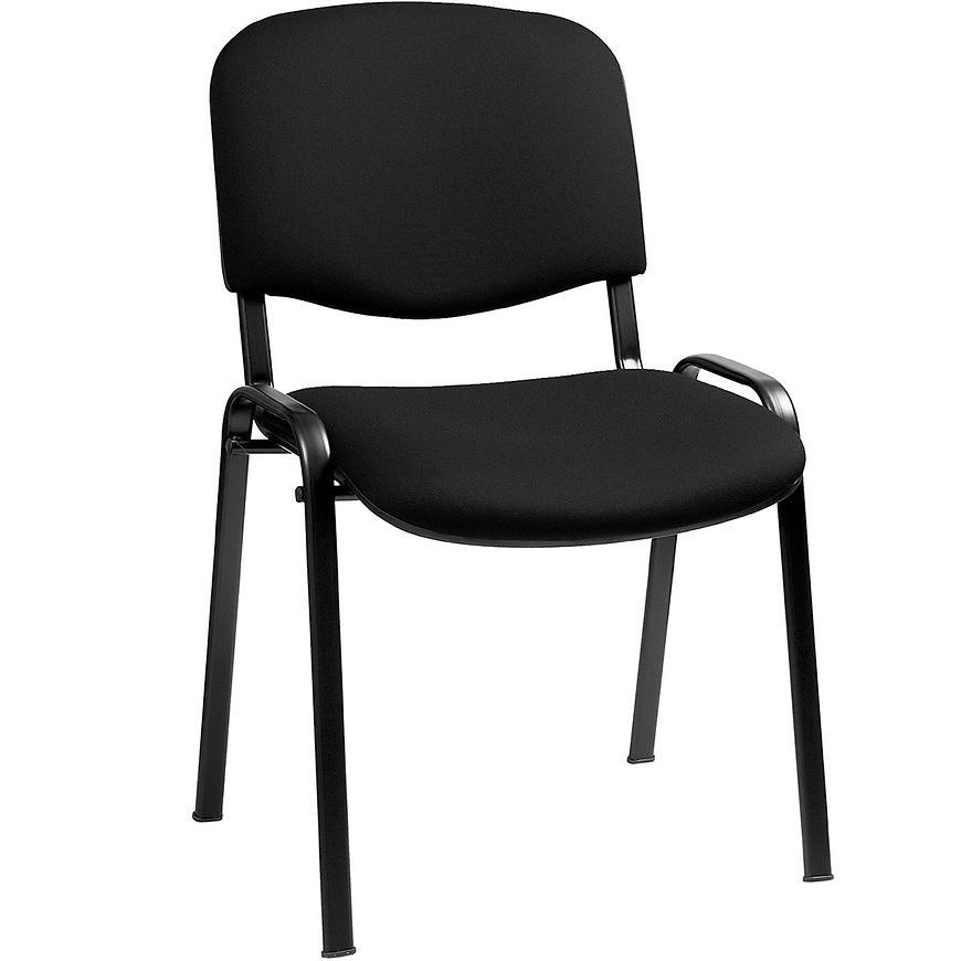 Konferenční židle Taurus TN D2, černá