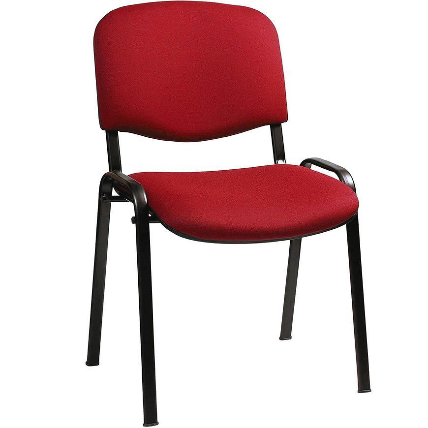 Konferenční židle Taurus TN D3, červená