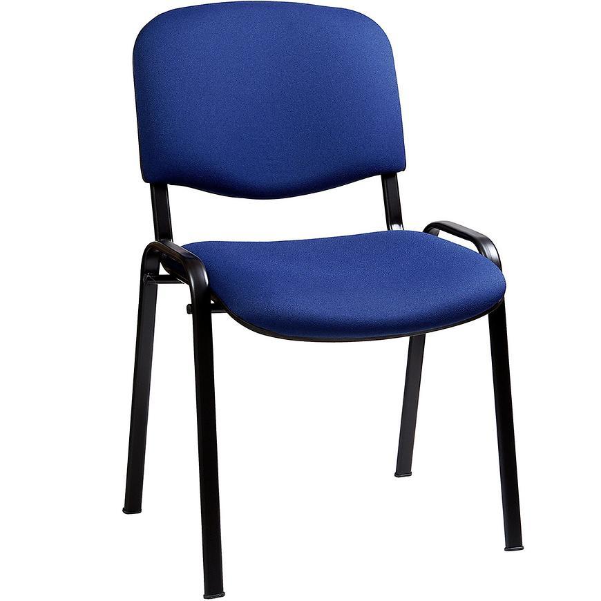 Konferenční židle Taurus TN D4, modrá