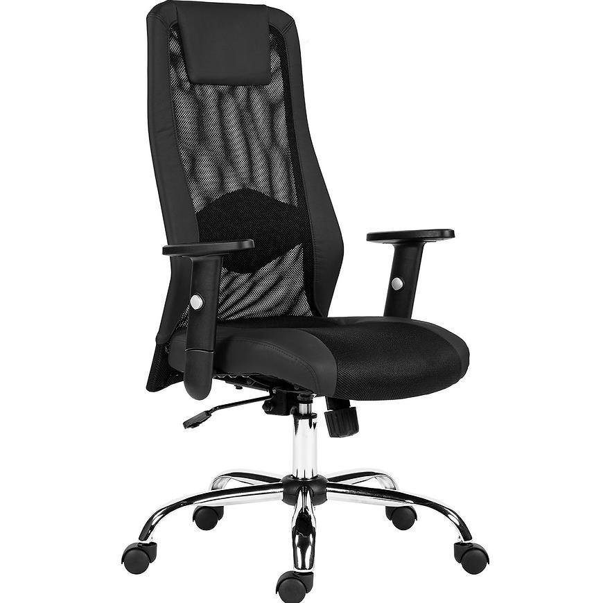 Kancelářská židle Sander, černá