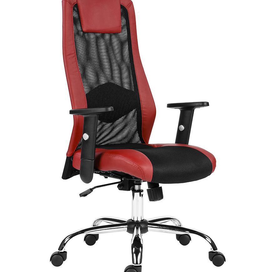 Kancelářská židle Sander, červená