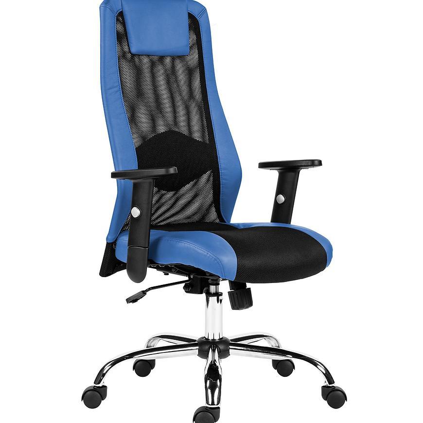 Kancelářská židle Sander, modrá