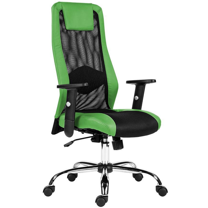 Kancelářská židle Sander, zelená